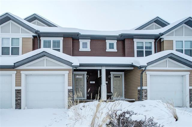 For Sale: 53 Chaparral Valley Gardens Southeast, Calgary, AB | 3 Bed, 3 Bath Townhouse for $329,900. See 51 photos!
