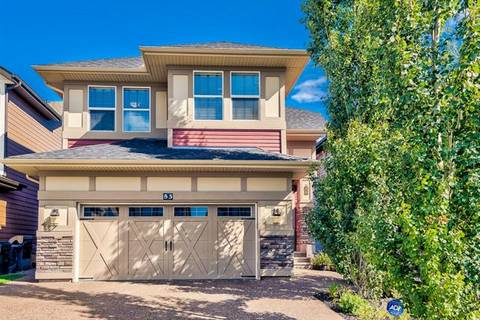 House for sale at 53 Chaparral Valley Green Southeast Calgary Alberta - MLS: C4267404