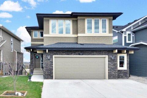 House for sale at 53 Cimarron Springs Circ Okotoks Alberta - MLS: A1043915