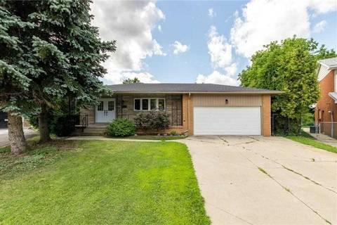 House for sale at 53 Congress Cres Hamilton Ontario - MLS: X4552657