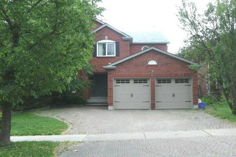 House for rent at 53 Conistan Rd Markham Ontario - MLS: N4389941