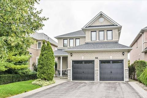 House for sale at 53 Coral Cres Richmond Hill Ontario - MLS: N4581457