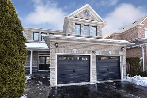 House for sale at 53 Coral Cres Richmond Hill Ontario - MLS: N4703450
