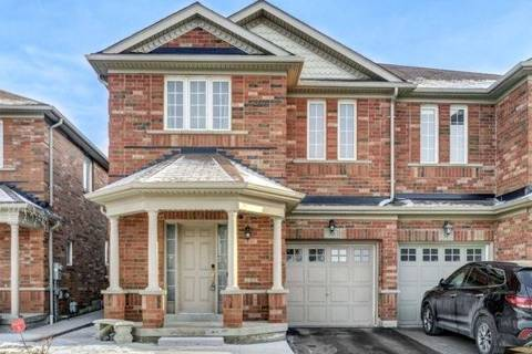 Townhouse for sale at 53 Crannyfield Dr Brampton Ontario - MLS: W4674589