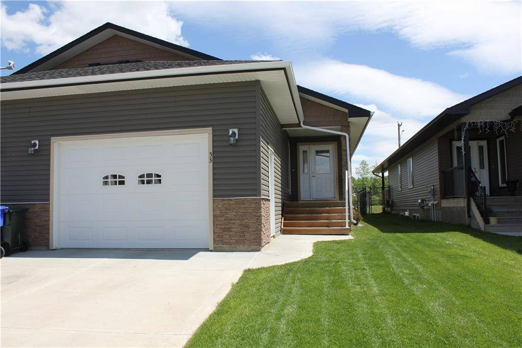 Townhouse for sale at 53 Destiny Wy Olds Alberta - MLS: C4193457