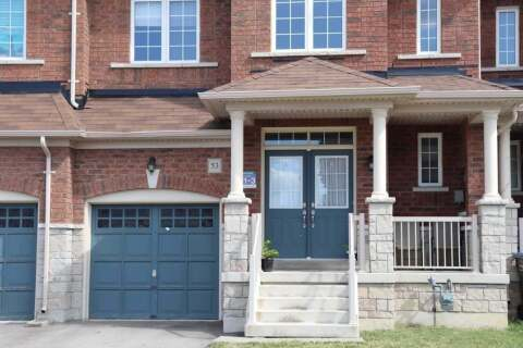 Townhouse for sale at 53 Devonsleigh Dr Brampton Ontario - MLS: W4859368