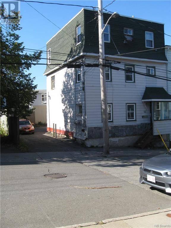 Townhouse for sale at 53 Dorchester St Saint John New Brunswick - MLS: NB035323