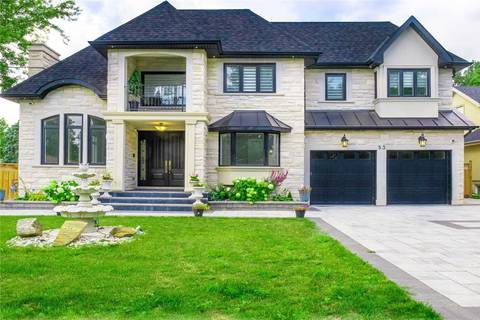 House for sale at 53 Eaglewood Blvd Mississauga Ontario - MLS: W4540655