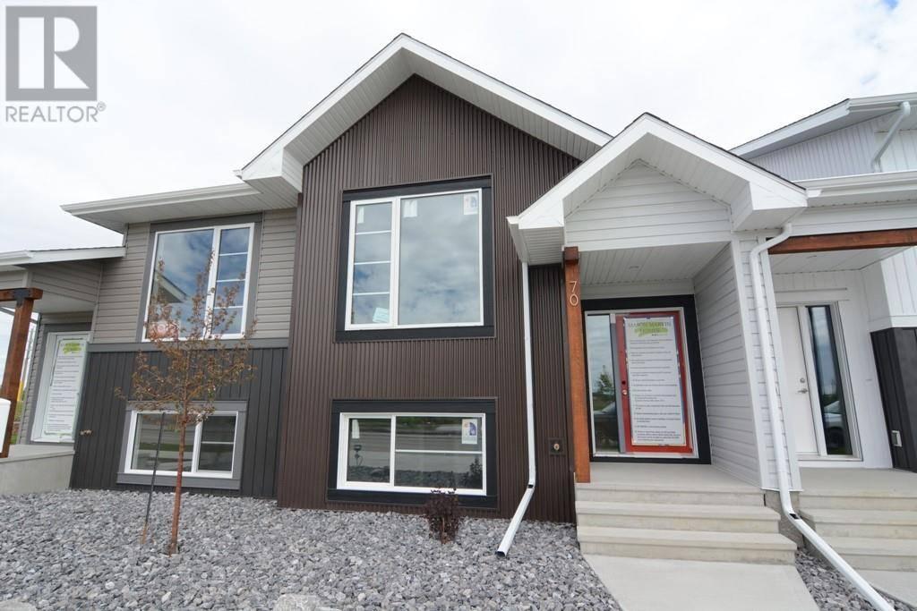 Townhouse for sale at 53 Ellington Cres Red Deer Alberta - MLS: ca0177770