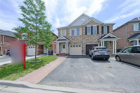Townhouse for sale at 53 Feather Reed Wy Brampton Ontario - MLS: W4518930