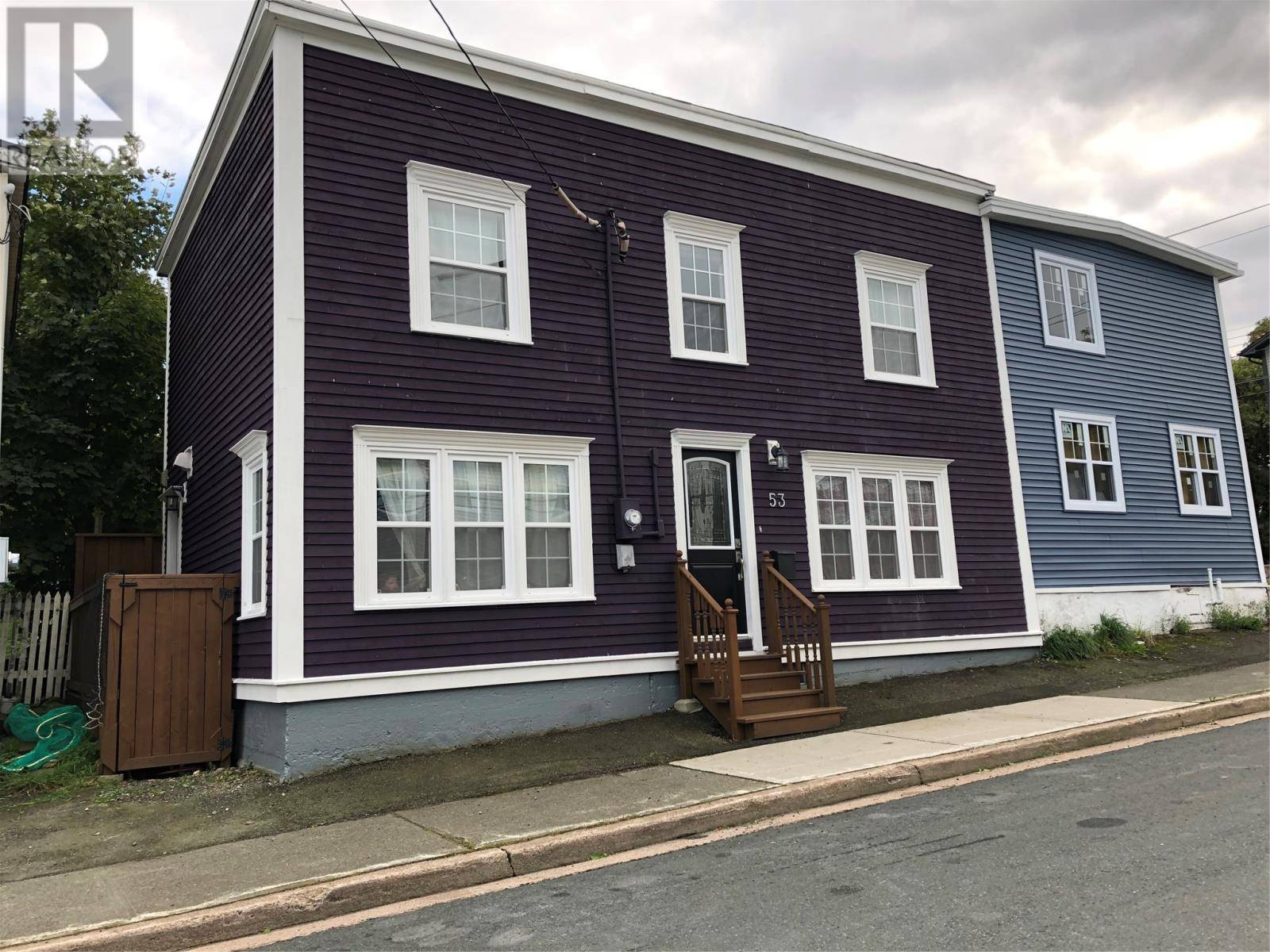 House for sale at 53 Fleming St St. John's Newfoundland - MLS: 1205706