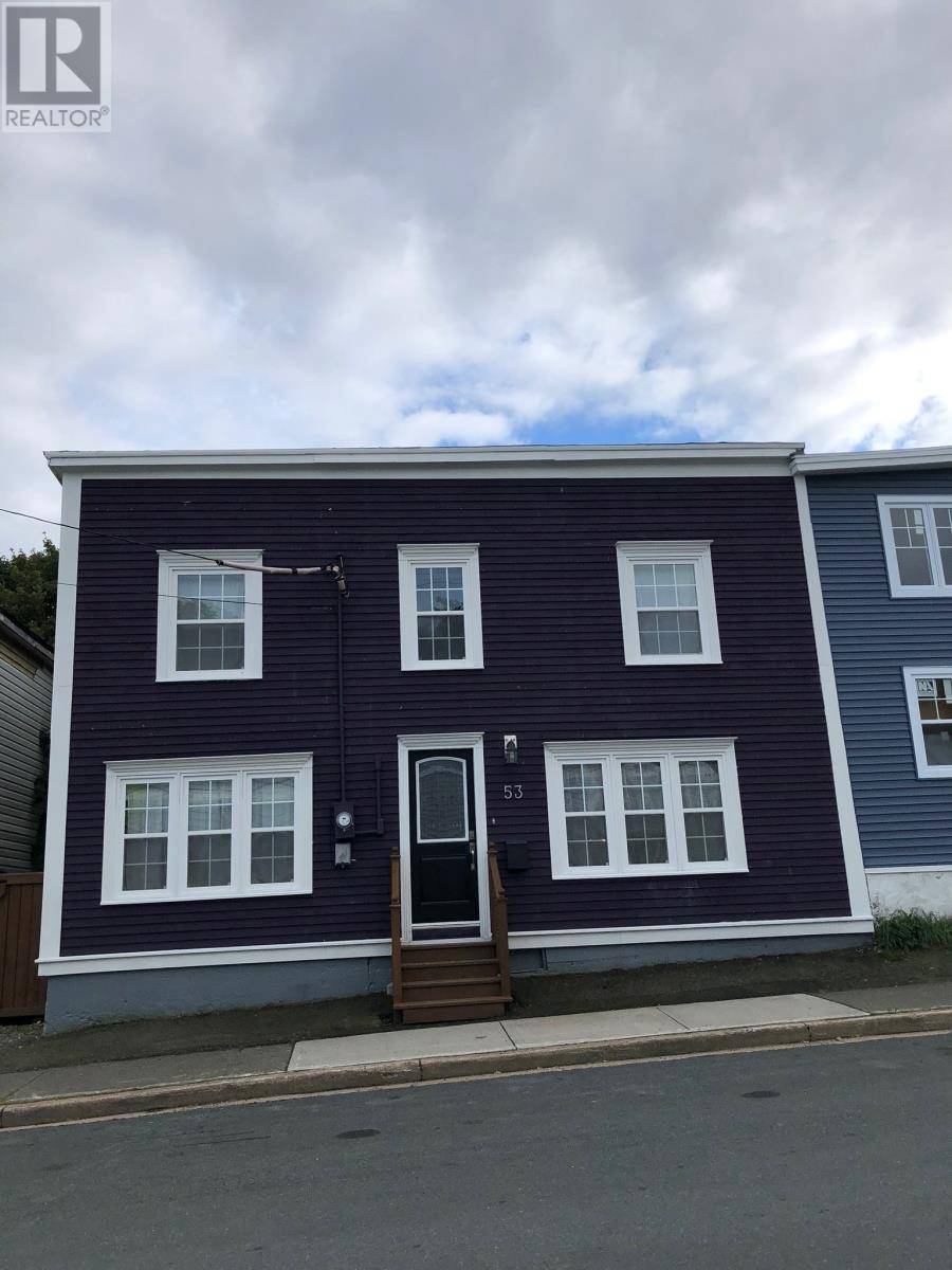 House for sale at 53 Fleming St St. John's Newfoundland - MLS: 1209961