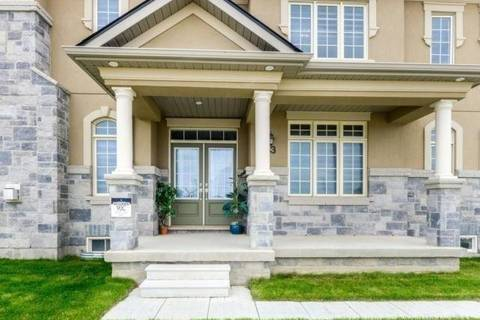 House for sale at 53 George Gray Dr Brampton Ontario - MLS: W4549240