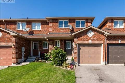 Townhouse for sale at 53 Goodwin Dr Barrie Ontario - MLS: 30743682