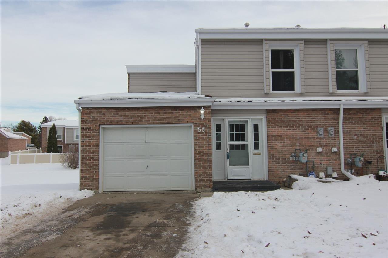 Townhouse for sale at 53 Grandview Rg St. Albert Alberta - MLS: E4219322