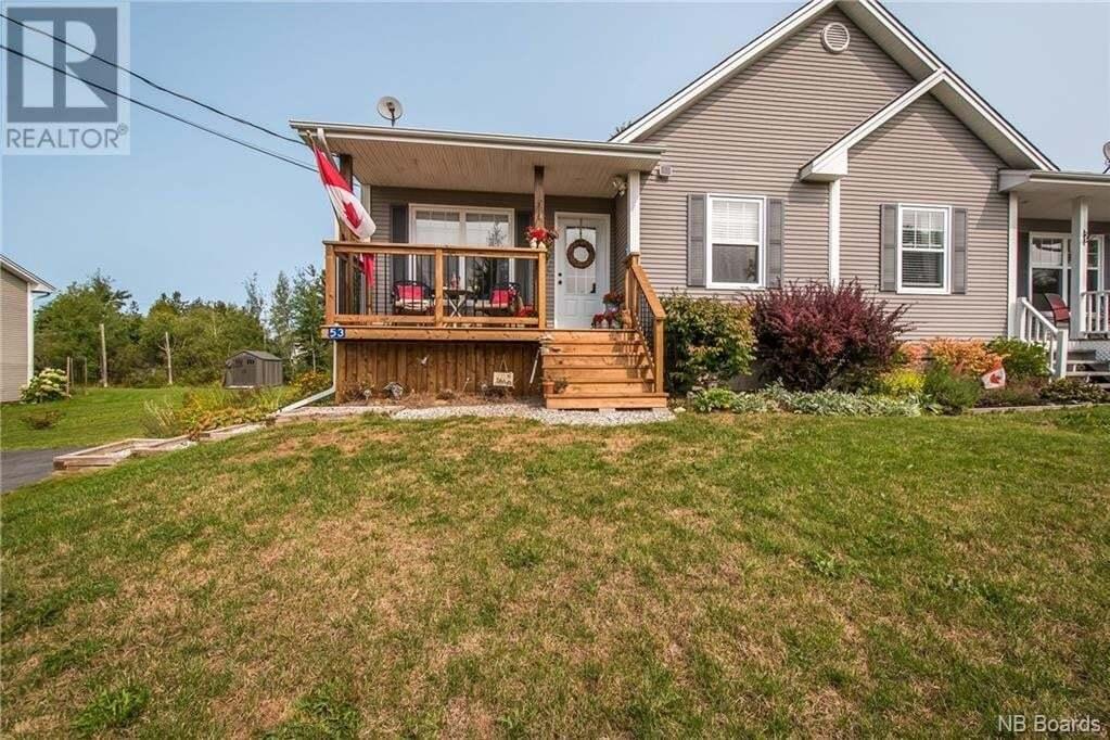 House for sale at 53 Greenwood Ct Hampton New Brunswick - MLS: NB049582
