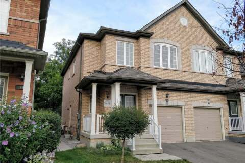 Townhouse for rent at 53 Hammersly Blvd Markham Ontario - MLS: N4919794