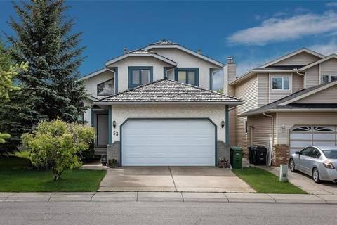 House for sale at 53 Hawktree Circ Northwest Calgary Alberta - MLS: C4289861