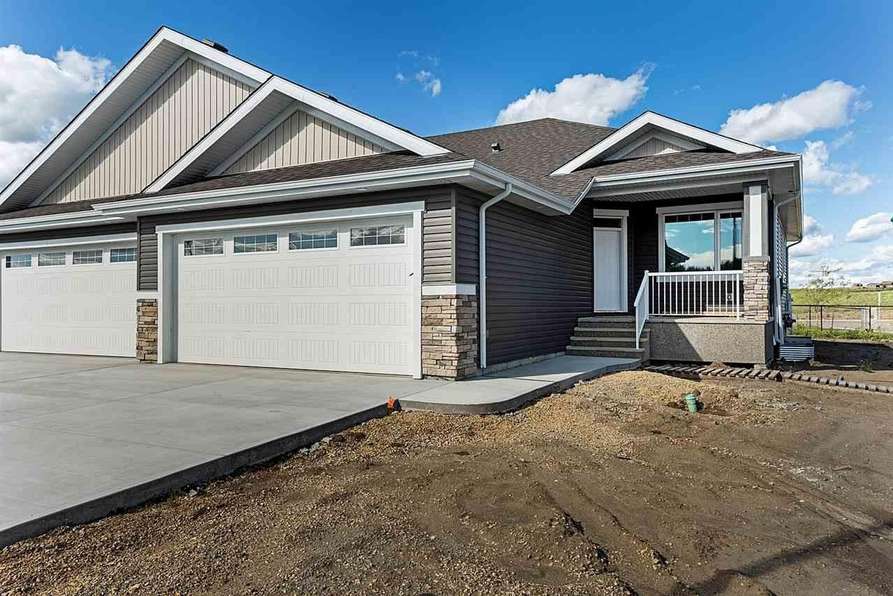 Townhouse for sale at 53 Horton Wy Ardrossan Alberta - MLS: E4222220