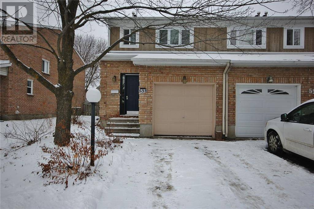 Townhouse for sale at 53 Hummingbird Cres Ottawa Ontario - MLS: 1178725