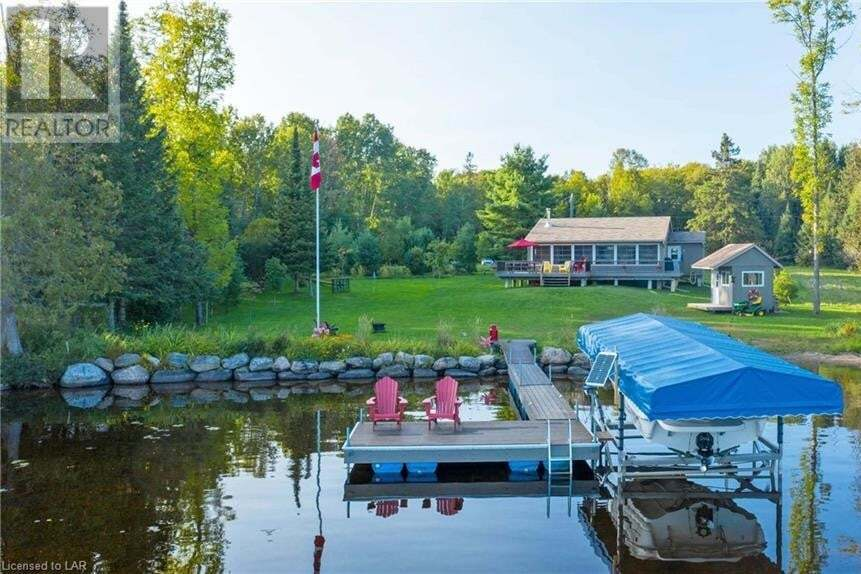 House for sale at 53 Inneswood Tr Magnetawan Ontario - MLS: 40018262