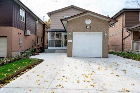House for sale at 53 Isabella St Brampton Ontario - MLS: W4970115