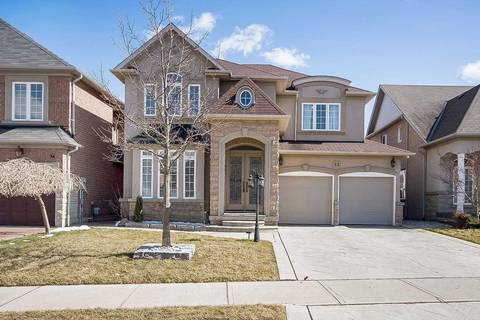 House for sale at 53 Lightheart Dr Caledon Ontario - MLS: W4482889