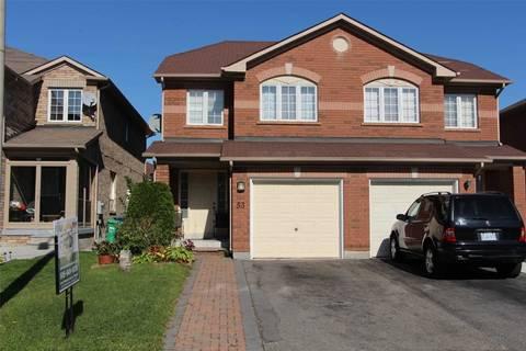 Townhouse for sale at 53 Lonestar Cres Brampton Ontario - MLS: W4603640