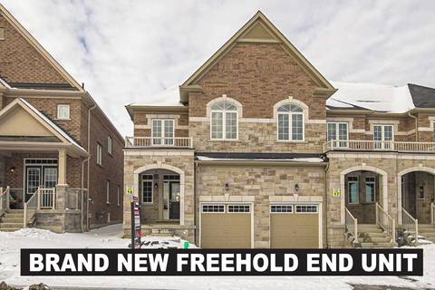 Townhouse for sale at 53 Lyle Dr Clarington Ontario - MLS: E4647656