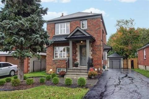 House for sale at 53 Lynvalley Cres Toronto Ontario - MLS: E4519282