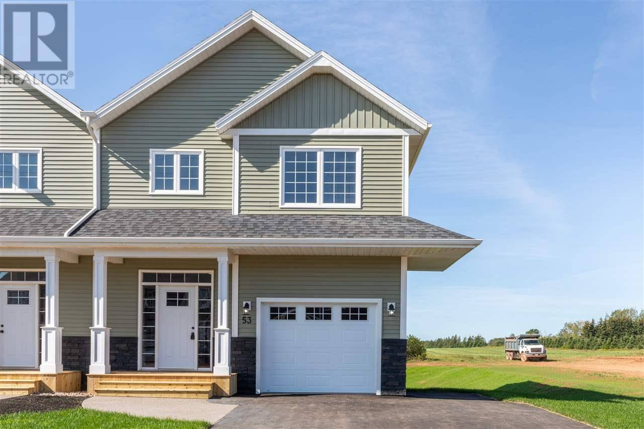 House for sale at 53 Macwilliams Rd East Royalty Prince Edward Island - MLS: 201922010