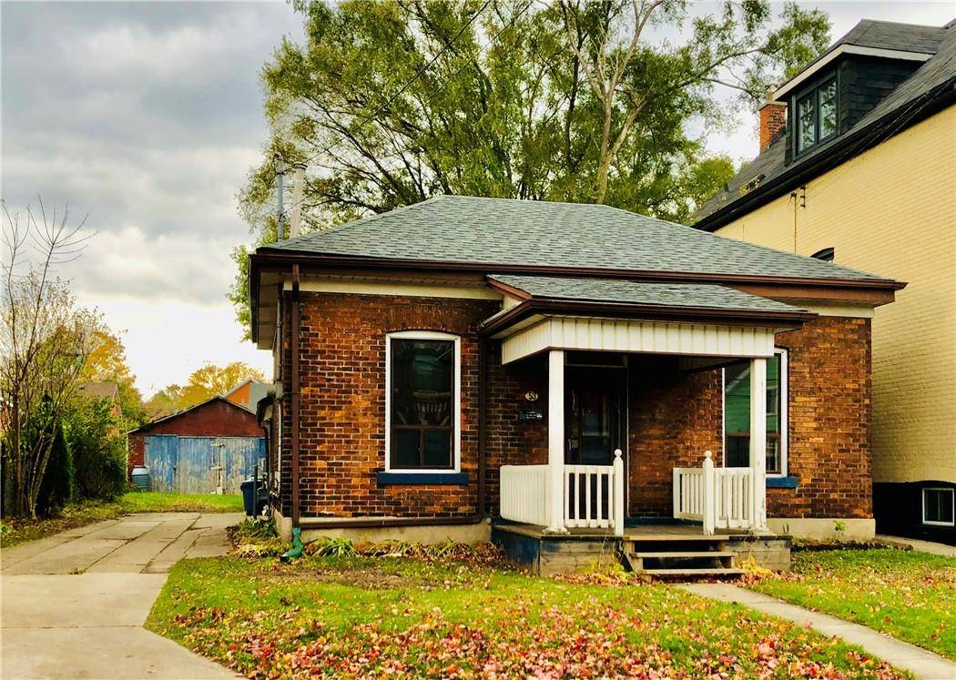 House for rent at 53 Magill St Hamilton Ontario - MLS: H4068317