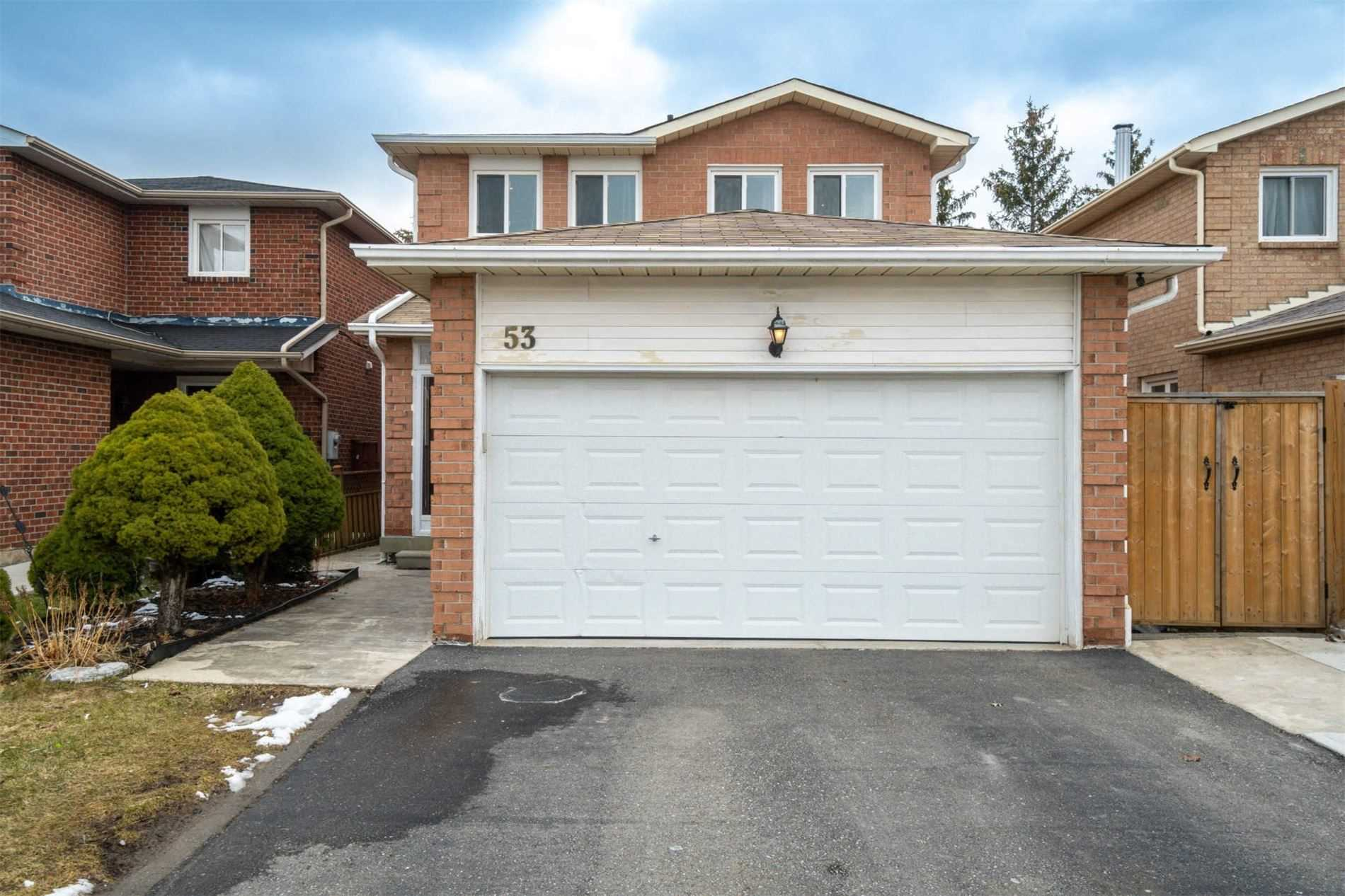 For Sale: 53 Metzak Drive, Brampton, ON   3 Bed, 4 Bath House for $799900.00. See 20 photos!