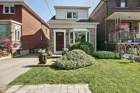 House for sale at 53 Murrie St Toronto Ontario - MLS: W4538526