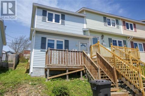 House for sale at 53 Nash Cres Mount Pearl Newfoundland - MLS: 1198070