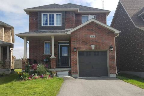 House for sale at 53 Nathan Cres Barrie Ontario - MLS: S4391715