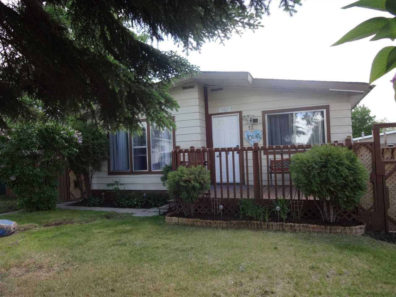 Removed: 53 Oakridge Drive Northwest, Edmonton, AB - Removed on 2019-06-26 23:03:01