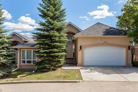 Townhouse for sale at 53 Patina Te Southwest Calgary Alberta - MLS: C4263976