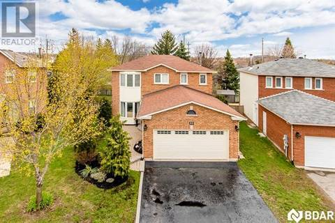 House for sale at 53 Penton Dr Barrie Ontario - MLS: 30743735