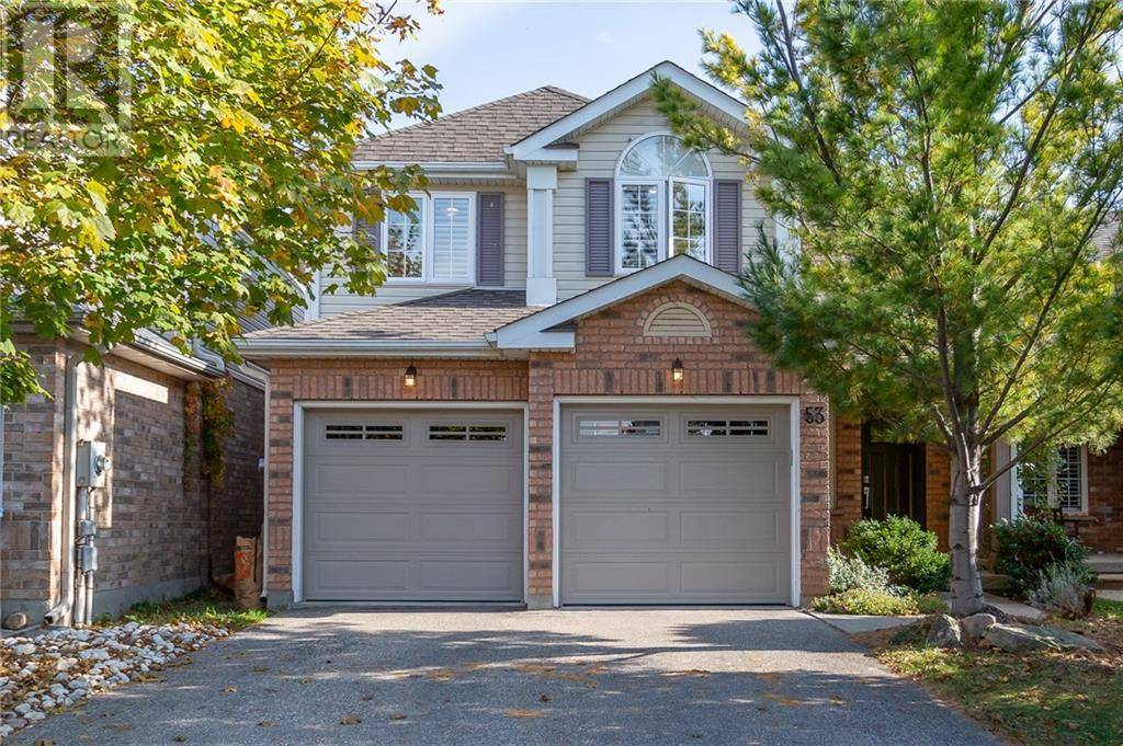 House for sale at 53 Periwinkle Wy Guelph Ontario - MLS: 30772401