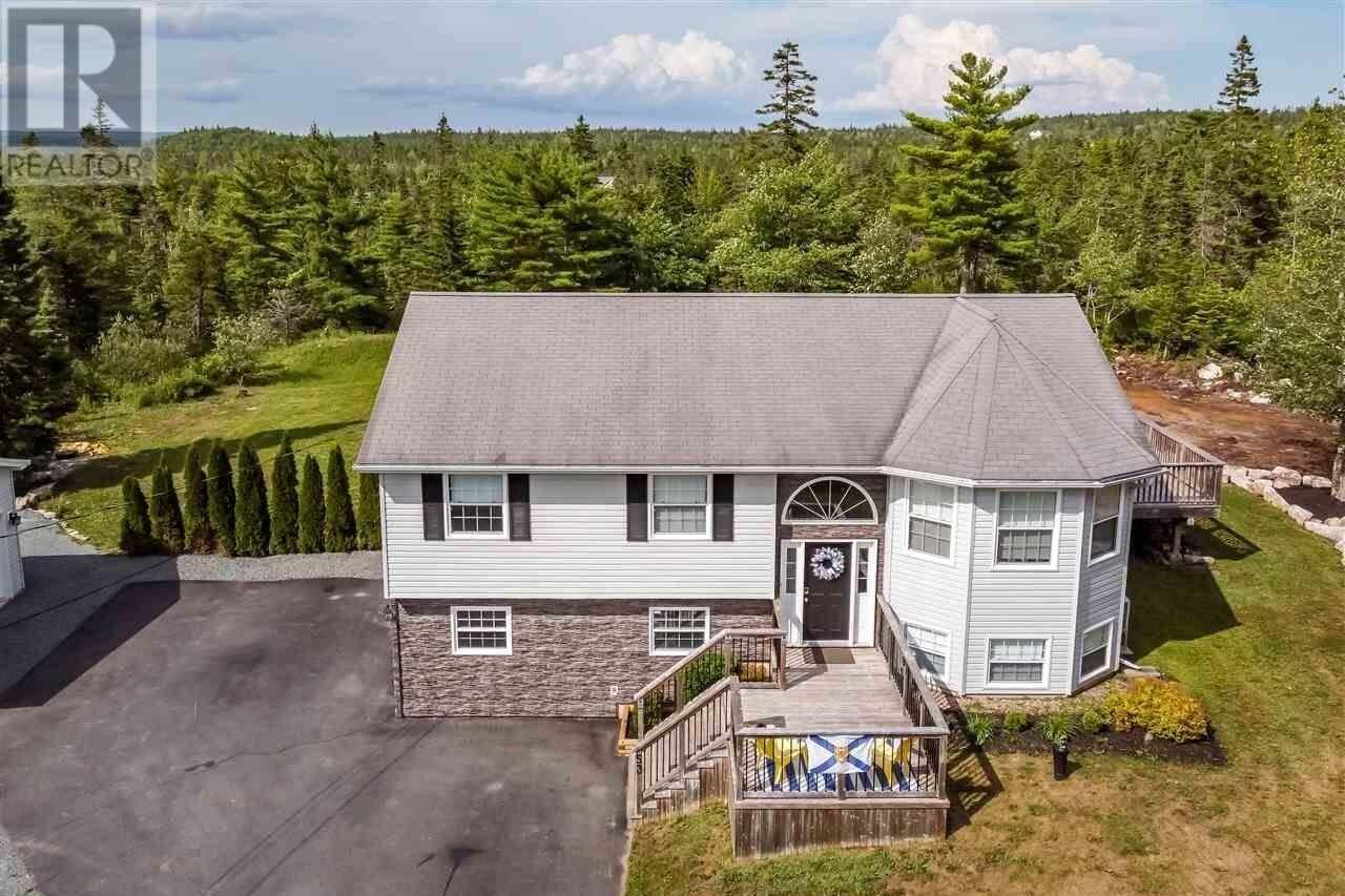 House for sale at 53 Piggott Ave Fall River Nova Scotia - MLS: 202013437