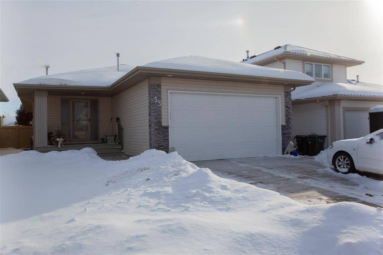 House for sale at 53 Ridgepoint Wy Sherwood Park Alberta - MLS: E4187845
