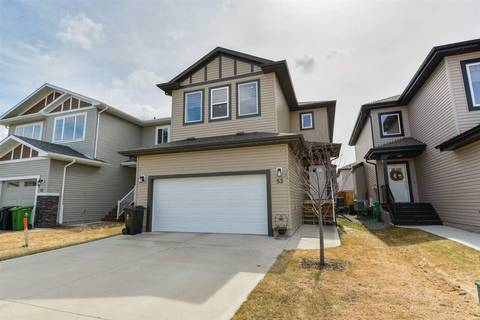House for sale at 53 Ridgeview Cs Fort Saskatchewan Alberta - MLS: E4155015