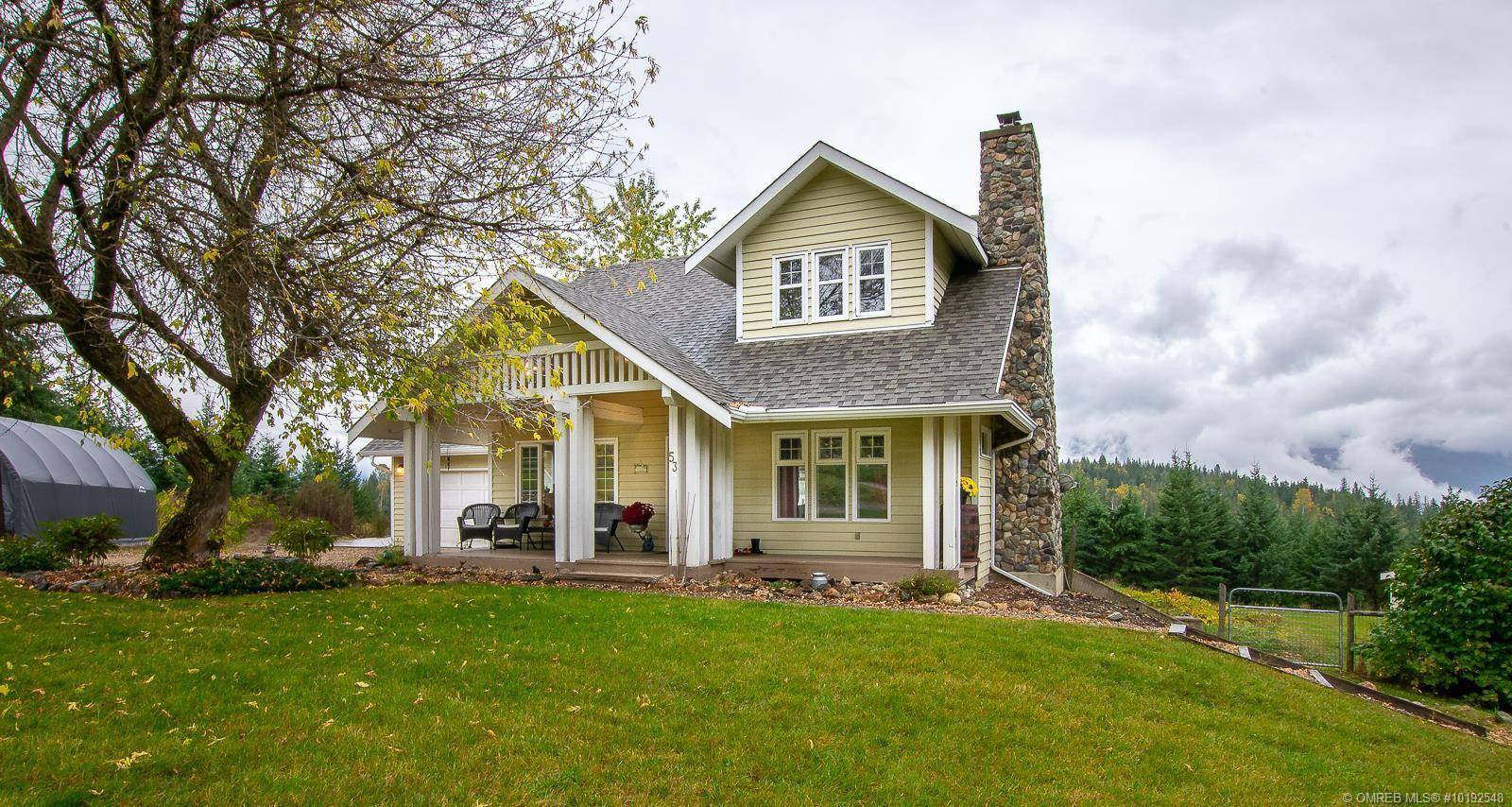 House for sale at 53 Schindler Rd Southeast Salmon Arm British Columbia - MLS: 10192548