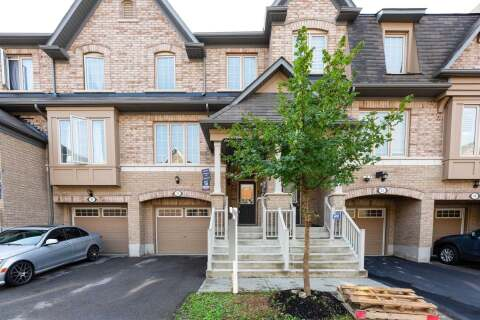 Townhouse for sale at 53 Sea Drifter Cres Brampton Ontario - MLS: W4911973