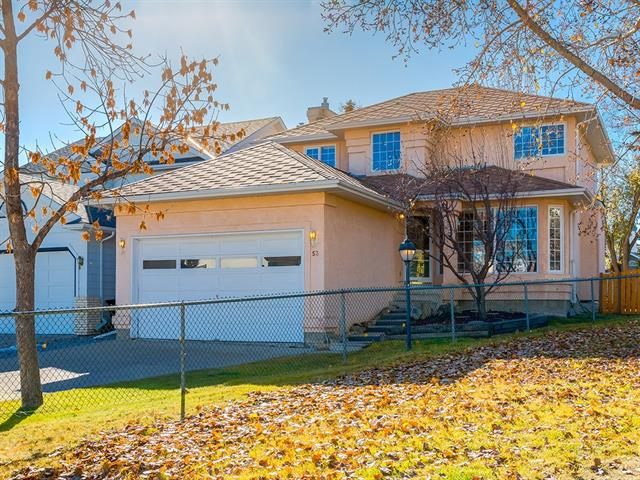 Sold: 53 Shannon Manor Southwest, Calgary, AB