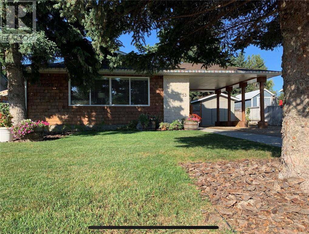 House for sale at 53 Sherwood Cres Red Deer Alberta - MLS: ca0189209