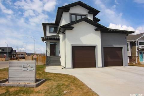 House for sale at 53 Smiley Dr Prince Albert Saskatchewan - MLS: SK796391