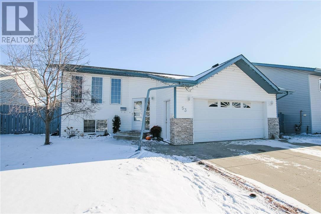 House for sale at 53 Spring Cs Blackfalds Alberta - MLS: ca0182882