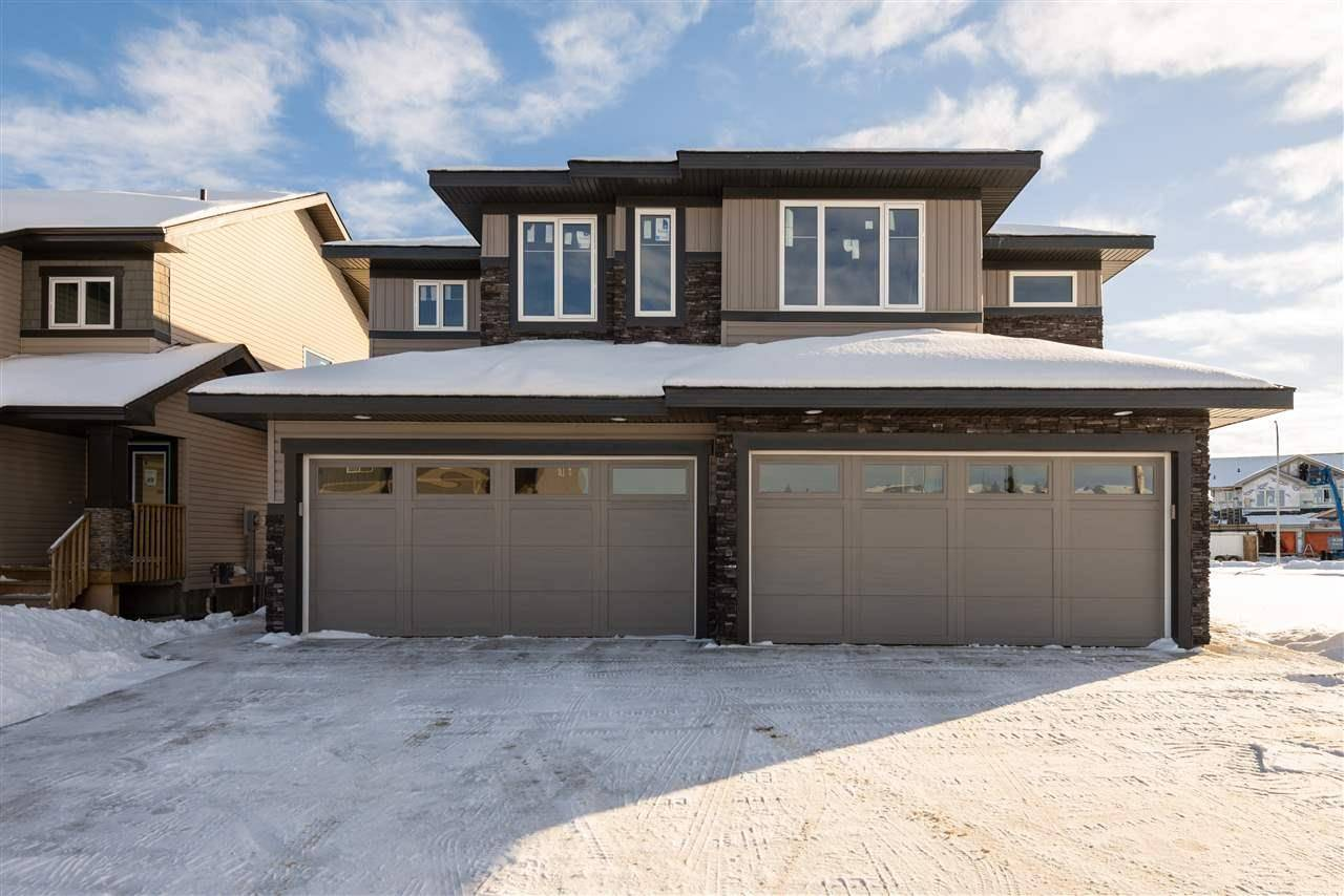 Townhouse for sale at 53 Spruce Gardens Cres Spruce Grove Alberta - MLS: E4185827